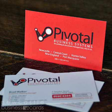 Business Card Printing Newcastle