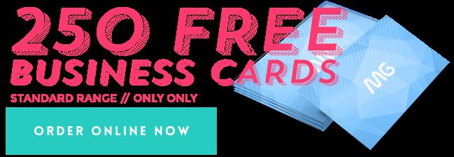 Buy 250 Cards Get 250 FREE