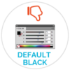 Default Black