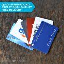 Fast Plastic Membership Card Printing