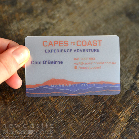 Frosted plastic card printing9 newcastle business cards frosted plastic card printing9 reheart Image collections