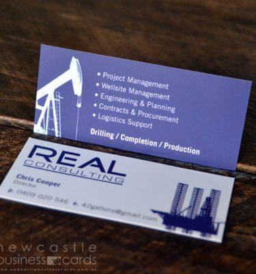 Heavyweight Business Cards