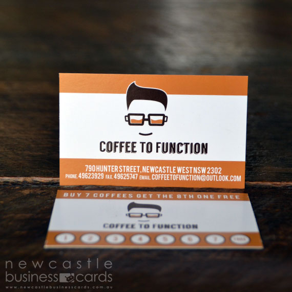 Loyalty Business Card Printing