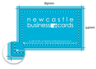 Foil Stamp Business Cards Setup
