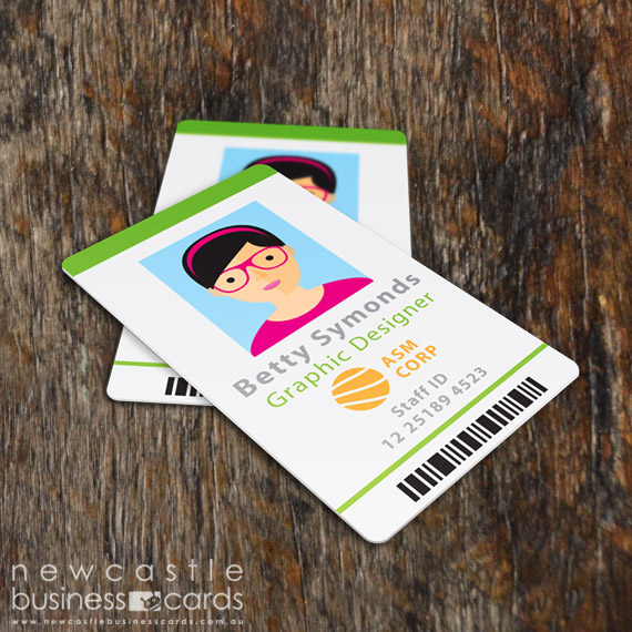 Plastic card printing australia plastic cards newcastle plastic id card printing reheart Choice Image