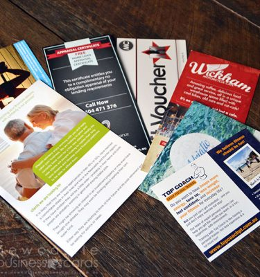Promotional Flyer Printing