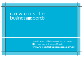 Spot UV Business Cards Setup